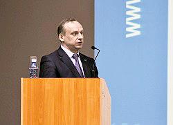 Алексей Герасев переизбран ректором НГПУ
