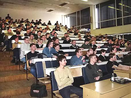 В трех ВУЗах Новосибирска пройдут выборы студенческого ректора