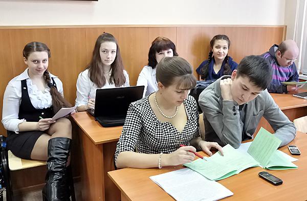 Студенты НГПУ обсудили вопросы педагогики