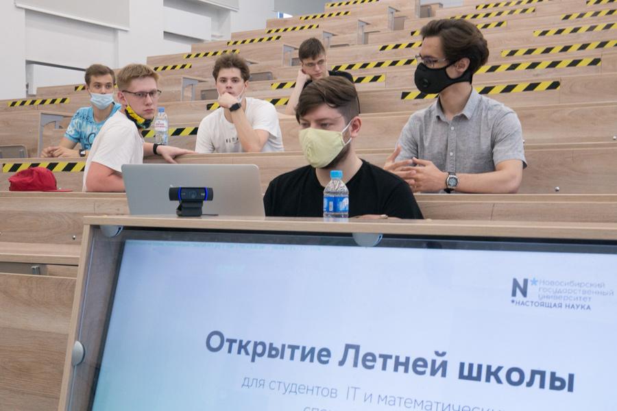 Семь новосибирских вузов поборются за лидерство в российском образовании