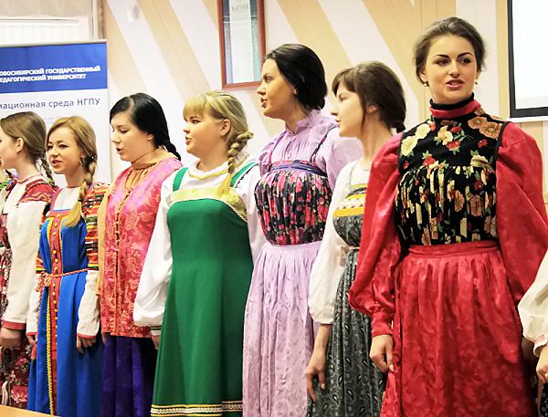 На ФКиДО НГПУ обсудили вопросы народного художественного творчества