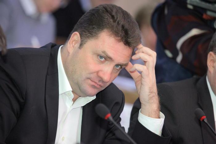 Андрей Гудовский возглавит областное министерство региональной политики