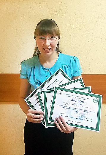 Аспирантка НГПУ - победительница регионального отборочного тура XII международного конкурса «Китайский язык – это мост»