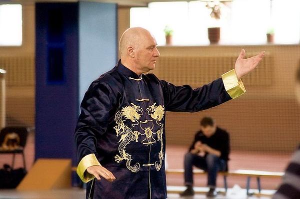 Борис Олегович Майер завоевал золотые медали в ушу