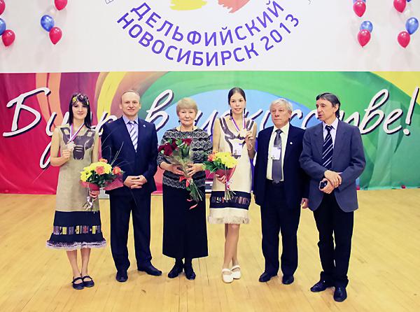 Студентки ИИ НГПУ вошли в число победителей Дельфийских игр