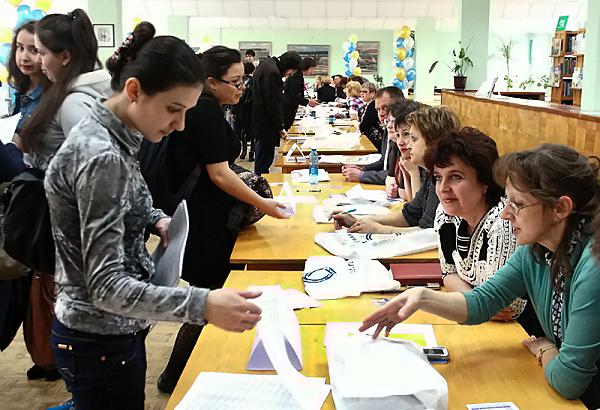 Ярмарка педагогических вакансий прошла в НГПУ