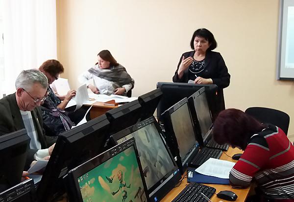 В НГПУ обсудили проблемы разработки контрольно-диагностических материалов для бакалавров