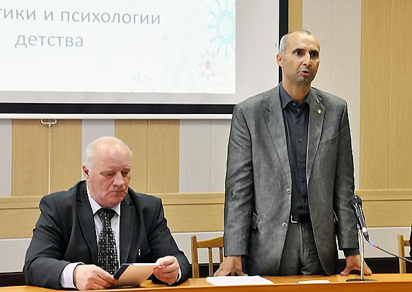 В НГПУ обсудили вопросы общей и коррекционной педагогики и психологии детства