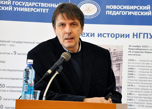 Ученый совет НГПУ подвел итоги реализации ПРДСО в 2012 году