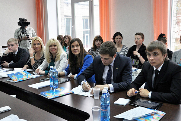 НГПУ первым в России внедряет инновационные сервисы информирования студентов