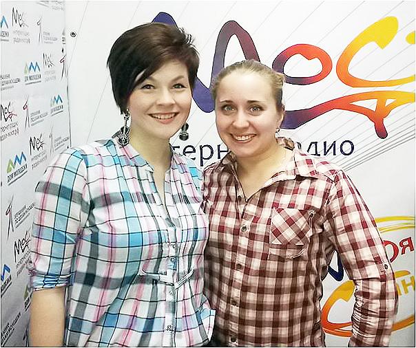 Участница конкурса «Музыка LIFE» Юлии Миллер