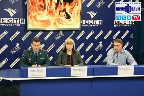 О пожарной безопасности. Нарушение, выявление, устранение. Как работает такая схема в Новосибирске?