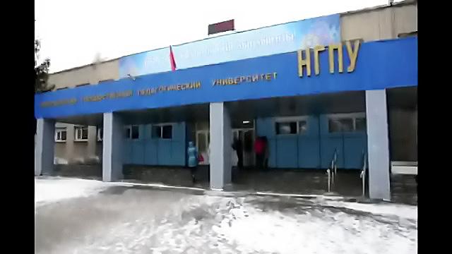 Видеозарисовка - День открытых дверей в НГПУ