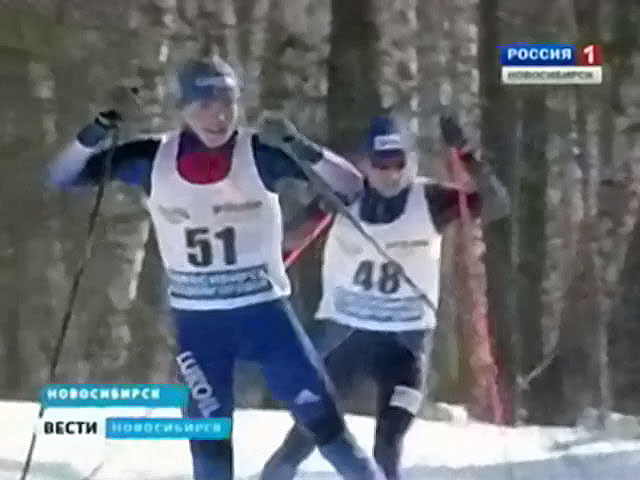 Наши на Олимпиаде: лыжник Илья Черноусов
