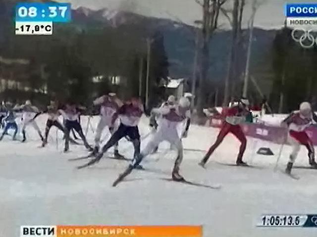 Новосибирский лыжник Илья Черноусов лишь немного не дотянул до олимпийского пьедестала в Сочи