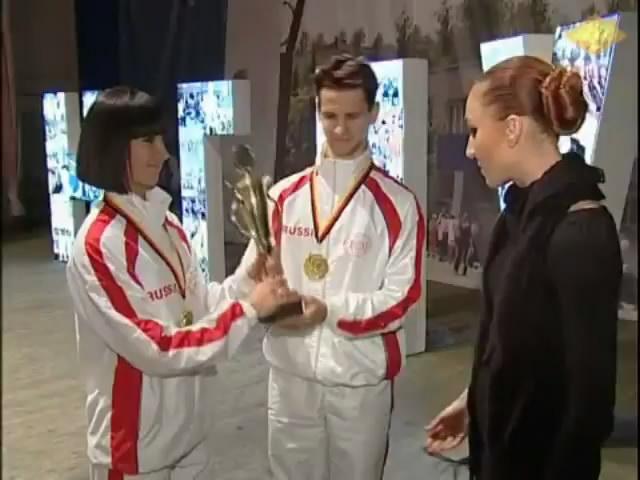 Новосибирцы победили на чемпионате по шоу-дэнс