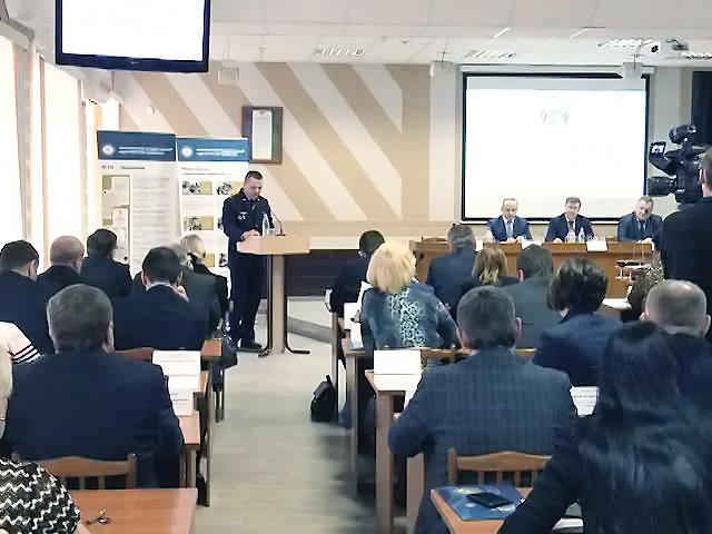 Выездное заседание антинаркотической комиссии Новосибирска в НГПУ