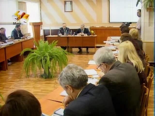 В НГПУ прошёл круглый стол с участием губернатора НСО